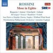Antonino Fogliani: Rossini: Mose in Egitto (1819 Naples Version) - CD