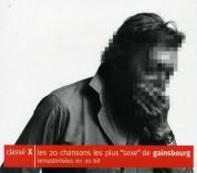 Serge Gainsbourg: Classé X - CD