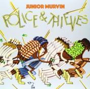 Junior Marvin: Police & Thieves - Plak