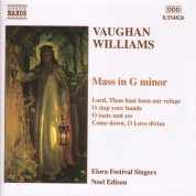 Vaughan Williams: Mass in G Minor / Motets - CD