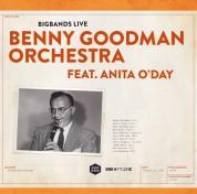 Benny Goodman: Bigbands Live- Benny Goodman Featuring Anita O'Day (remastered) - Plak