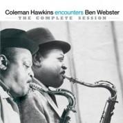 Coleman Hawkins: Encounters Ben Webster. The Complete Session + 10 Bonus Tracks - CD