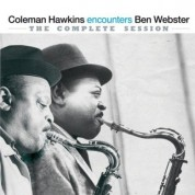 Coleman Hawkins: Encounters Ben Webster. The Complete Session + 10 Bonus Tracks - CD