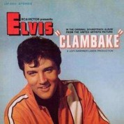 Elvis Presley: Clambake =Remastered= - Plak