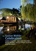 Thomas Hampson, Anne Sofie von Otter, Marita Sølberg, Mahler Chamber Orchestra, Manfred Honeck: The Gustav Mahler Celebration - DVD