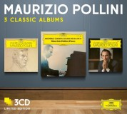 Maurizio Pollini - 3 Classic Albums - CD