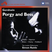 Willard White, Cynthia Haymon, Gregg Baker, Damon Evans, London Philharmonic Orchestra, Sir Simon Rattle: Gershwin: Porgy & Bess (Highlights) - CD