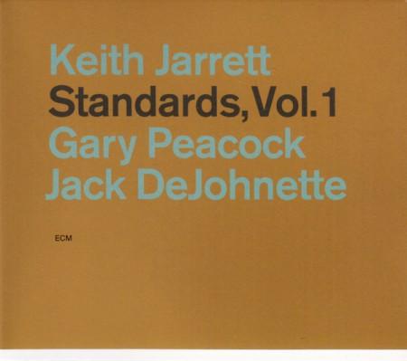 Keith Jarrett, Gary Peacock, Jack DeJohnette: Standards Vol. 1 - CD