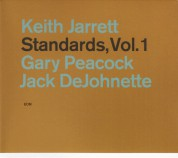 Keith Jarrett, Gary Peacock, Jack DeJohnette: Standards Vol. 1 - CD