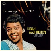 "Dinah Washington: The Swingin' Miss ""D"" (Remastered - Limited-Edition +3 Bonus Tracks) - Plak"