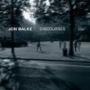 Jon Balke: Discourses - CD