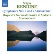 Marzio Conti: Rendine, S.: Symphonies Nos. 1 and 2,