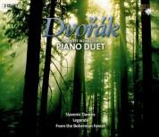 Ingryd Thorson, Julian Thurber: Dvorák: Complete Works for Piano Duet - CD