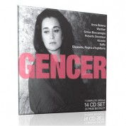Leyla Gencer: Legendary Performances Of Gencer - CD