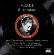 Maria Callas: Verdi: Trovatore (Il) (Callas, Di Stefano, Karajan) (1956) - CD