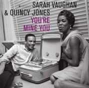 Sarah Vaughan, Quincy Jones: You're Mine You - Plak