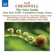 James Judd: Cresswell, L: The Voice Inside - CD