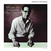 Bill Evans Trio: Sunday At The Village Vanguard - CD