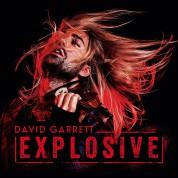 David Garrett: Explosive: Deluxe Edition - CD
