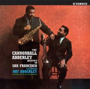 Cannonball Adderley: Quintet In San Francisco - Plak
