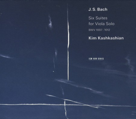 Kim Kashkashian: Bach: Six Suites For Viola Solo (BWV 1007–1012) - CD
