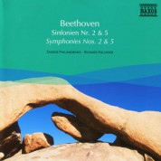 Zagreb Philharmonic Orchestra: Beethoven: Symphonies Nos. 2 and 5 - CD