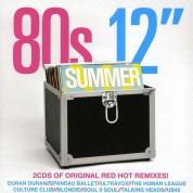 Çeşitli Sanatçılar: 80's 12'' Summer - CD
