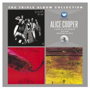 Alice Cooper: The Triple Album Collection - CD