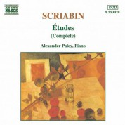 Scriabin: Etudes (Complete) - CD