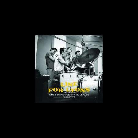 Chet Baker, Gerry Mulligan: Line For Lyons - Plak