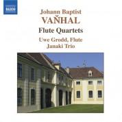Uwe Grodd: Vanhal: Flute Quartets, Op. 7, Nos. 2, 3, 6 - CD