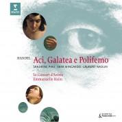 Sandrine Piau, Sara Mingardo, Laurent Naouri, Emmanuelle Haim, Le Concert d'Astree: Handel: Aci, Galatea e Polifemo - CD