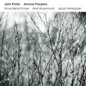 John Potter: Amores Pasados - CD