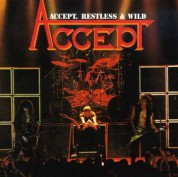 Accept: Restless And Wild - CD