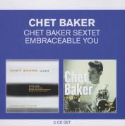 Chet Baker Box Set: Chet Baker Sextet & Embraceable You - CD