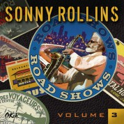 Sonny Rollins: Road Shows Vol.3 - CD