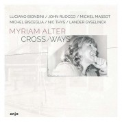 Myriam Alter: Crossways - CD