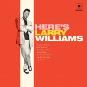 Larry Williams: Here's Larry Williams + 2 Bonus Tracks - Plak