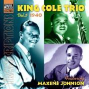 King Cole Trio: Transcriptions, Vol. 5 (1940) - CD