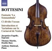 Thomas Martin: The Bottesini Collection, Vol. 4 - CD