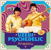 Çeşitli Sanatçılar: Uzelli Psychedelic Anadolu - Plak