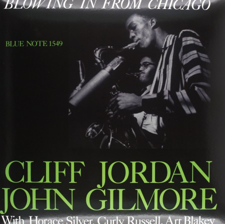 Clifford Jordan, John Gilmore: Blowing In (45rpm-edition) - Plak