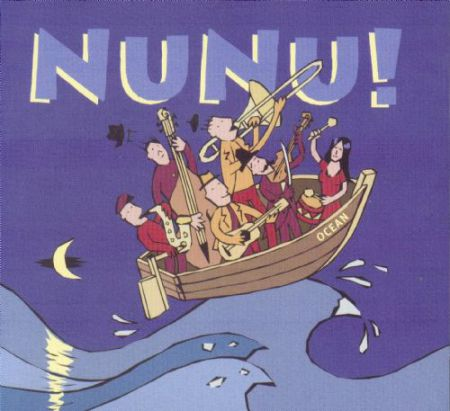 Nunu!: Ocean - CD