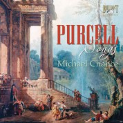 Michael Chance, Richard Boothby, Maggie Cole, Nigel North: Purcell: Songs - CD