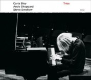 Carla Bley, Steve Swallow, Andy Sheppard: Trios - CD
