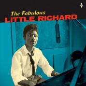 Little Richard: The Fabulous Little Richard + 4 Bonus Tracks! - Plak