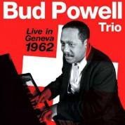 Bud Powell: Live in Geneva 1962 - CD