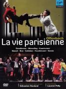 Çeşitli Sanatçılar: Offenbach: La Vie Parisienne - DVD