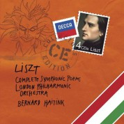 Bernard Haitink, London Philharmonic Orchestra: Liszt: Tone Poems - CD
