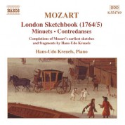 Mozart: London Sketchbook - CD
